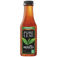 Pure Leaf Real Brewed Tea Unsweetened 18.5oz BTL