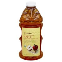 Store Brand Organic Apple Juice From Concentrate 64oz. BTL
