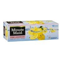 Minute Maid Pink Lemonade 12PK of 12oz Cans