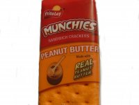 Munchies Peanut Butter on Cheese Crackers 1.42oz PKG