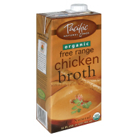 Pacific Natural Foods Broth Chicken Organic 32oz. CTN