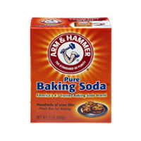 Arm & Hammer Pure Baking Soda 16oz Box