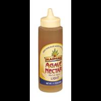 Madhava Light 100% Pure Blue Agave Nectar Sweetener 11.75oz Bottle