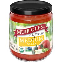 Muir Glen Organic Salsa Medium 16oz Jar