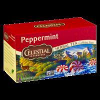 Celestial Seasonings Peppermint Caffeine Free Herbal Tea Bags 20CT PKG