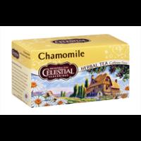 Celestial Seasonings Chamomile Caffeine Free Herbal Tea Bags 20 CT Box