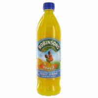 Robinsons Barley Water Drink Orange 28.7oz Bottle