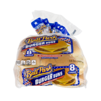 Ball Park Hamburger Buns 8CT 120z PKG