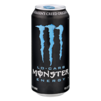 Monster Energy Drink Low Carb 16oz can product image