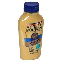 Grey Poupon Dijon and White Wine 10oz Squeeze BTL