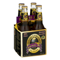 Reed's Flying Cauldron Butterscotch Beer Non Alcoholic 4CT 12oz Bottles product image