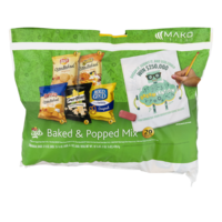 Lay's Baked & Popped Mix Variety Sack Snack Chips 20PK Bags