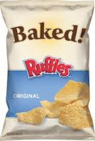Ruffles Baked Potato Crisps Original 6.25oz Bag