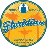 Funky Buddha Floridian Hefeweizen Beer 6CT 12oz Bottles *ID Required* product image