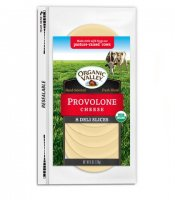 Organic Valley Provolone Cheese Sliced 6oz
