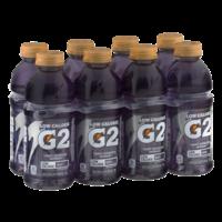 Gatorade G2 Grape 8PK of 20oz BTLS product image