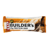 Clif Builder's 20g Protein Bar Crunchy Peanut Butter 2.4oz Bar product image
