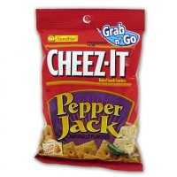 Sunshine Cheez-IT Pepper Jack Crackers 3oz Bag product image