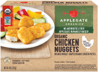 Applegate Naturals Chicken Nuggets Gluten-Free 18CT 8oz Box