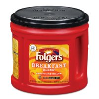 Folgers Coffee Breakfast Blend Mild Ground 26.4oz Can