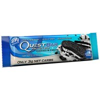 Quest Bar Protein Bar Cookies & Cream 2.12oz Bar product image