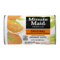 Minute Maid Juice Orange Frozen Concentrate 12oz Can product image