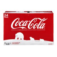 Coke Classic 24 Pack of 12oz Cans