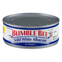 Bumble Bee Solid Albacore Tuna in Water 5oz Can product image