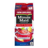 Minute Maid Premium Fruit Punch 59oz CTN product image