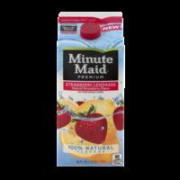 Minute Maid Premium Strawberry Lemonade 59oz CTN product image