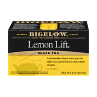 Bigelow Tea Bags Lemon Lift 20CT