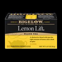 Bigelow Tea Bags Lemon Lift 20CT