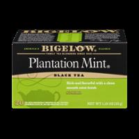 Bigelow Tea Bags Plantation Mint 20CT