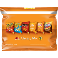 Frito Lay Cheesy Mix Variety Pack 18 Count Bags 1oz EA product image