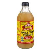 Bragg Organic Apple Cider Vinegar Raw Unfiltered 16oz BTL product image