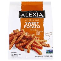 Alexia Sweet Potato Fries with Sea Salt 20oz Bag product image