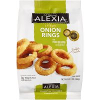 Alexia Crispy Onion Rings 13.5oz Bag product image