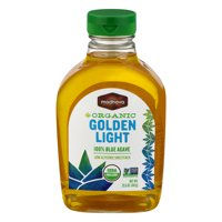 Madhava Organic Golden Light Blue Agave Sweetener 23.5oz product image