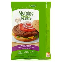 Morningstar Farms Grillers Original 4CT 10oz Box