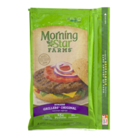 Morningstar Farms Grillers Original 4CT 9oz Bag product image