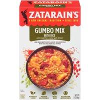 Zatarain's Gumbo Mix with Rice 7oz Box product image