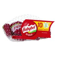 Babybel Original Mini Semisoft Cheeses 0.75oz 10CT product image