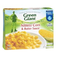 Green Giant Steamers Niblets Corn & Butter Sauce 10oz PKG