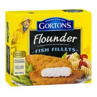 Gorton's Premium Flounder Fillets 17.2oz Box