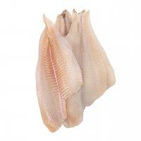 Store Brand Frozen Flounder Fillets 12oz PKG