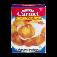 Carmel Kosher Potato Pancake Mix 6oz Box