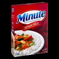 Minute Rice Instant Long Grain White 28oz Box