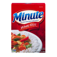 Minute Rice Instant Long Grain White 14oz Box product image