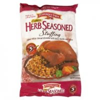Pepperidge Farm Stuffing Herb Seasoned Cubed 14oz Bag