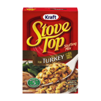 Stove Top Stuffing Mix Turkey 6oz Box
